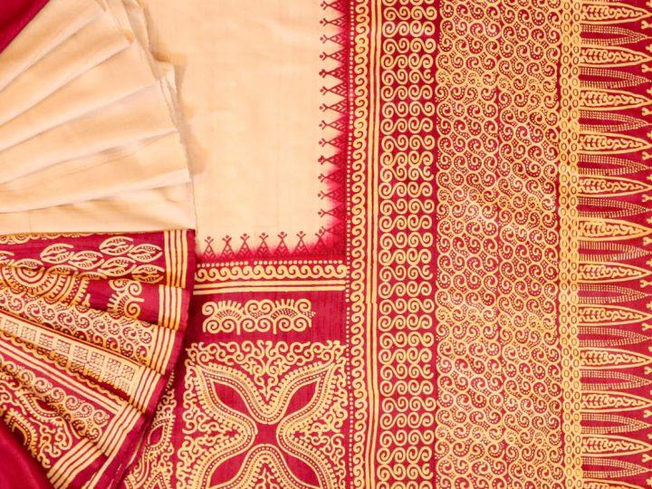 Tussar Silk- Nature's Simplicity, Man's Grandeur