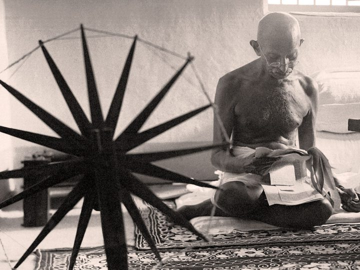 Khadi – A symbol of Revolution