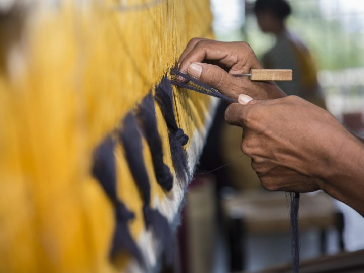 Revival of Natural Dyeing For Sustainable Craft Practices